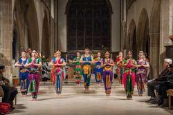 Choral Evensong, Chelmsford Cathedral 2014
